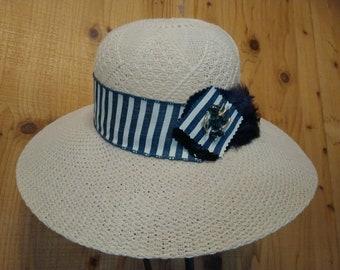 White summer hat  6626ed1a87a1
