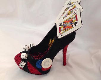 """The """"Luck Be a Lady"""" Shoe"""