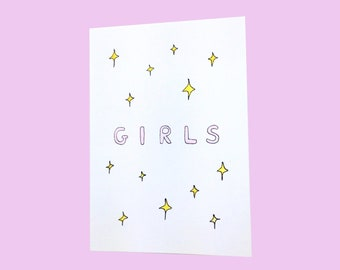 GIRLS zine