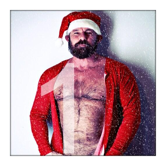 Gay bear santa
