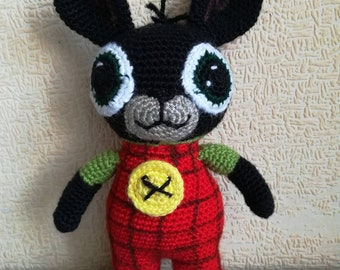 Bing bunny Bing Thing Crochet Bing Toy Plush Toy Gift for kid