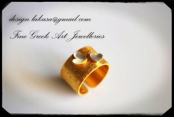 Azul mariposa niños anillo 925 real plata top idea de regalo//501