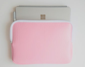 Pink Microsoft Surface Go Case