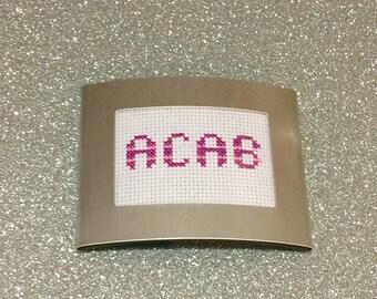ACAB pink tones