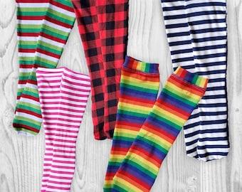 c9ca359a7e5 Baby knee high socks