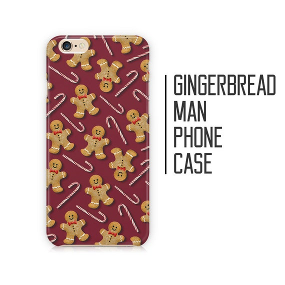 Sweater Pattern Gingerbread Cookie iPhone 11 case