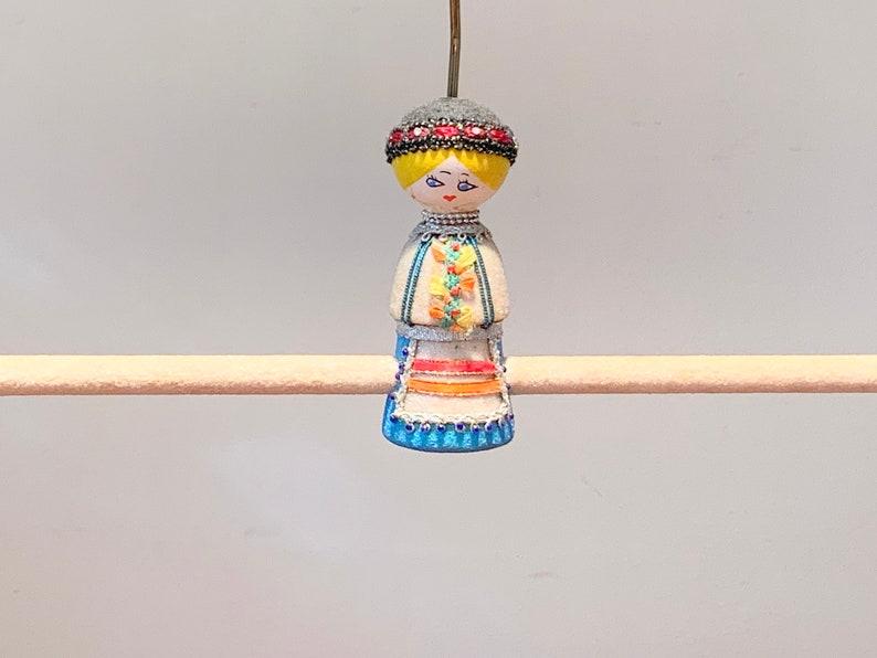 Nicole Nordic Colorful Handmade Wood Hanger for Children/'s Closet