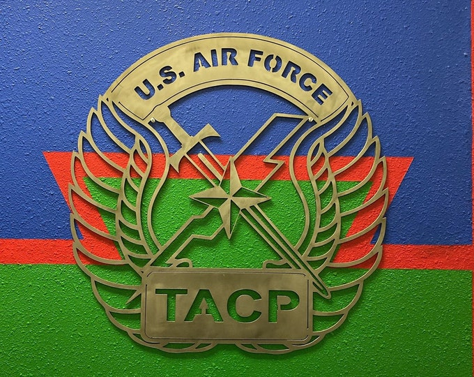 Featured listing image: Air Force TACP Crest - Tactical Air Control Party