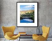 Haslingden Reservoir, Lan...