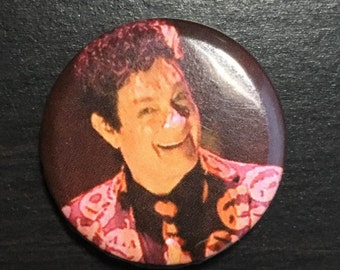 David Pumpkins 1 inch pin