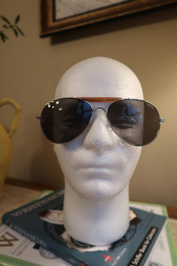Vintage Outdoorsman - look sunglasses add even mor