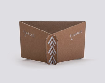 Sustainable recyclable cardboard tablet stand