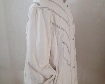 Vintage winter coat oversized