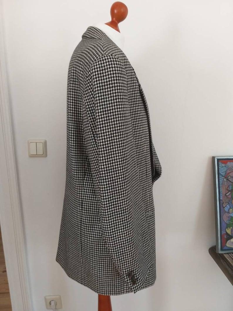 HUGO BOSS vintage cashmere coat