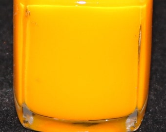 Not So Mellow Yellow Handcrafted Nail Polish