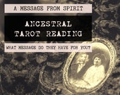 Ancestral Tarot Reading |...