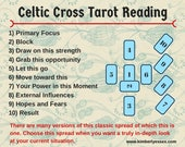 Celtic Cross 10-card Taro...