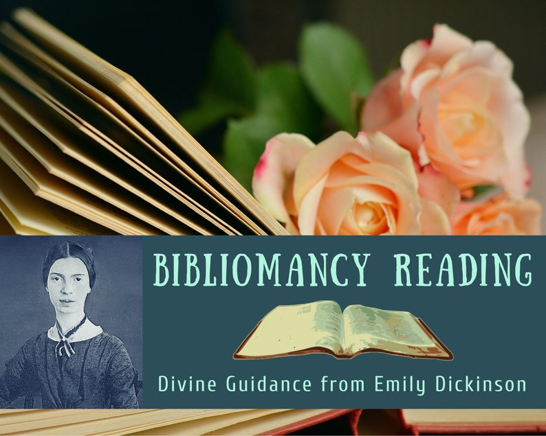 Emily Dickinson Bibliomancy Reading Divine Guidance from image 0
