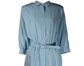 Schrader Sport Vintage Collared Shirtdress
