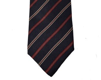 Vintage Givenchy Monsieur All Silk Tie