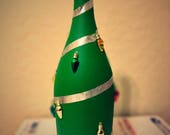 Christmas Tree Wine Bottl...