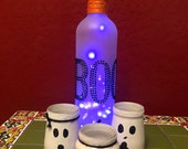 Mini Ghost Jar Decoration...