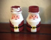 Hand Painted Mini Santas...