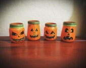 Mini Pumpkin Jar Decorati...