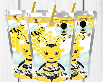 Bee Party Favors Etsy