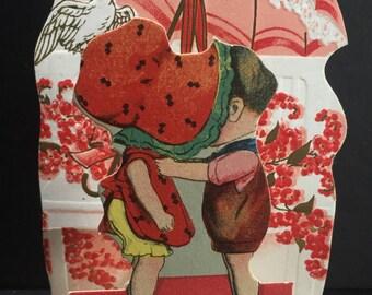 Pop Out Valentine Token