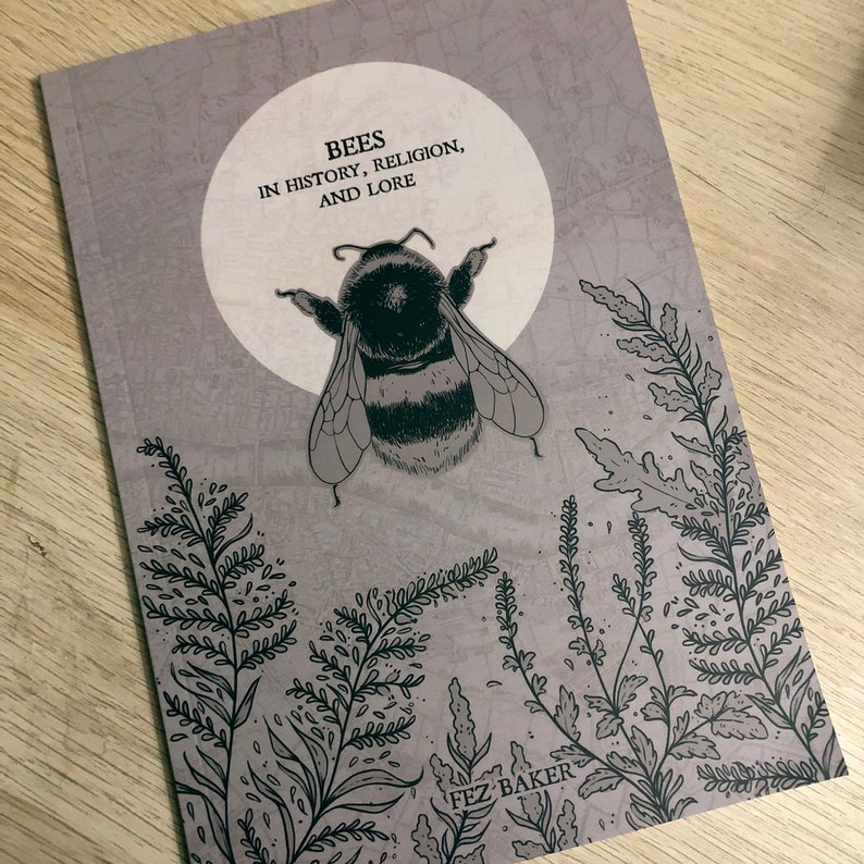 Bees: In History Religion and Lore  Non-fiction bee image 0