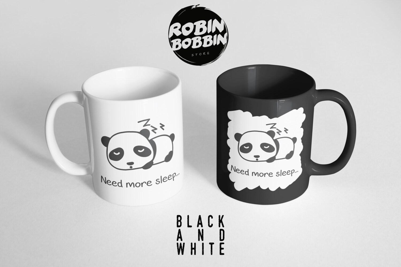 besoin de plus sommeil panda mignon copain et copine. Black Bedroom Furniture Sets. Home Design Ideas
