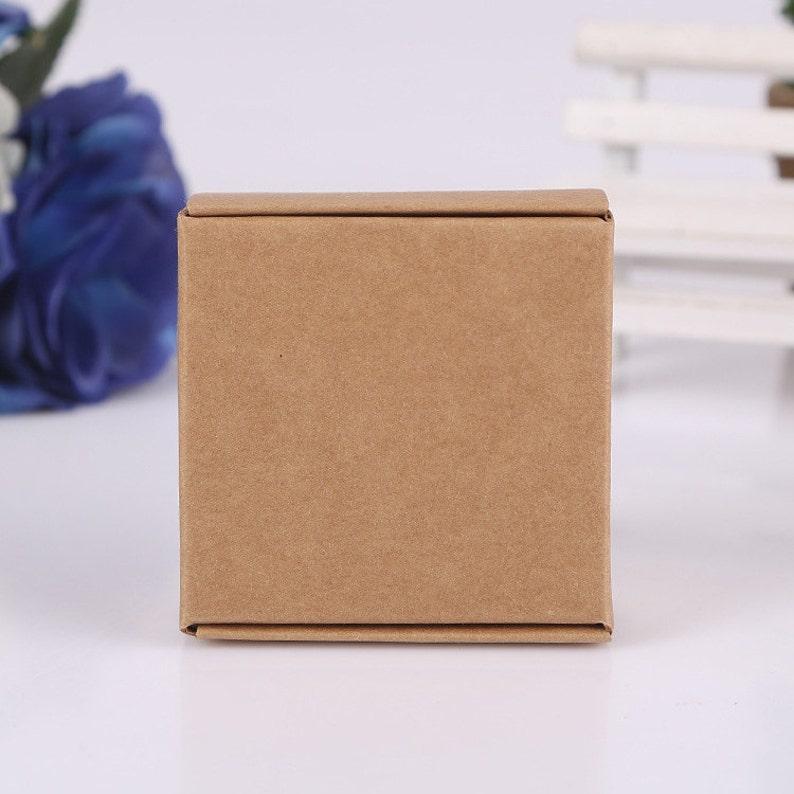 f92f3779eb8 50pcs 442 CM Kraft paper Aircraft box handmade soap advanced