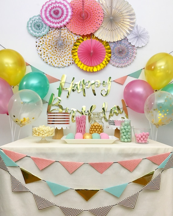 Birthday Party Decorations Package Sweet 16
