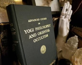 Freemason books etsy 1930s yogi philosophy 80 year old book enlightenment occult spirituality astrology fandeluxe Gallery