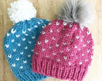 58d873ff541 Girls knit hat
