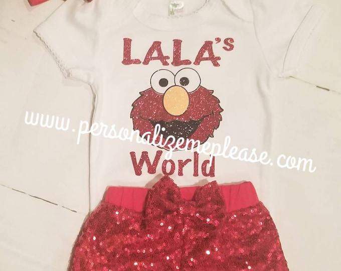 Sesame Street Elmo Rainbow 2nd Birthday Toddler T Shirt Source Shop