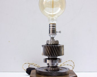 Table Industrial lamps