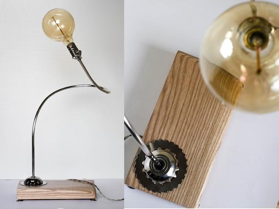 Decorative Lamp Pride Joy Accent Home, Big Bulb Table Lamp