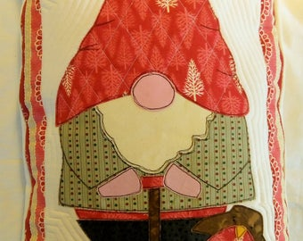 Gnome Quilt Pattern Etsy