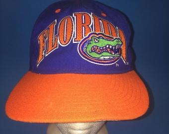 Vintage Florida gators starter snapback hat adjustable 1990s ed676bbba