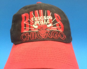 Vintage Chicago bulls snapback hat