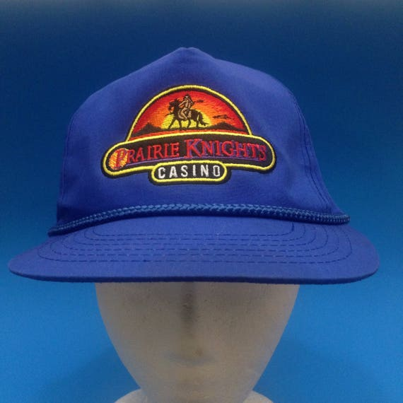 4ae4eb7c283 Vintage Prairie Knights Casino and Resort SnapBack Trucker Hat