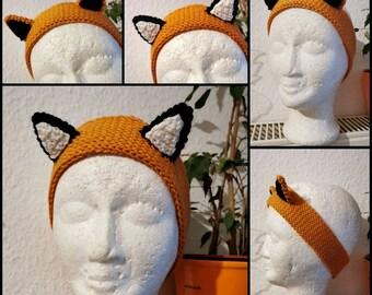 Fox headband / hairband