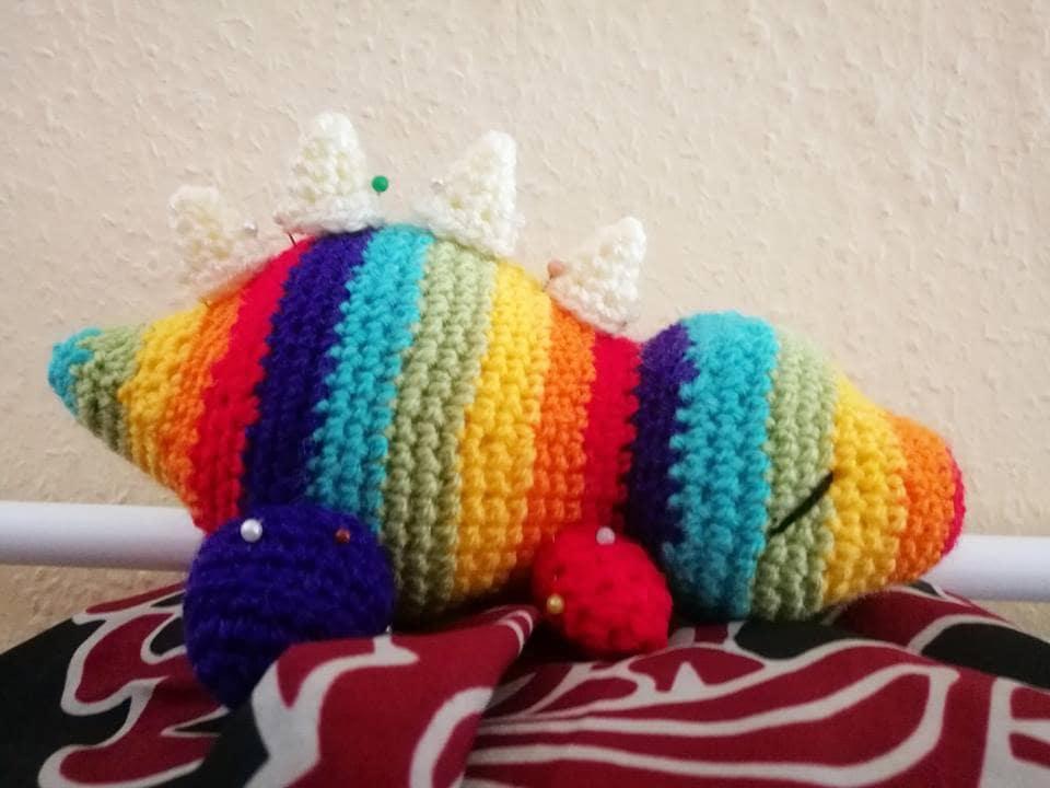 Sleeping Baby Dinosaur pattern / Schlafender Baby Dino ...