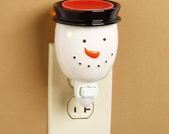 plug in wax warmer etsy