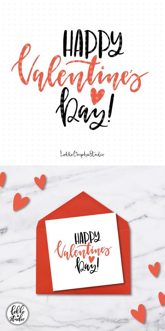 Valentine Svg Valentines Day Love Svg Valentines Svg File Etsy Inspiration Quote Valentine Day
