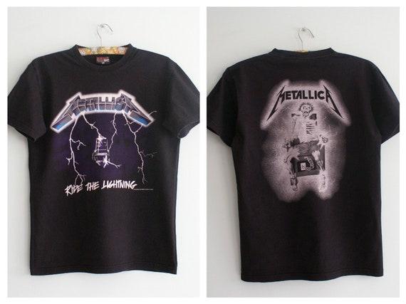 1994 Metallica Unique Vintage T-shirt Ride the Lig
