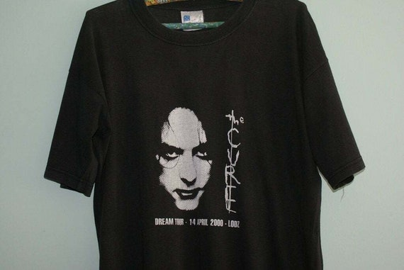 Hyperrare Vintage The Cure shirt, The Cure Dream … - image 3