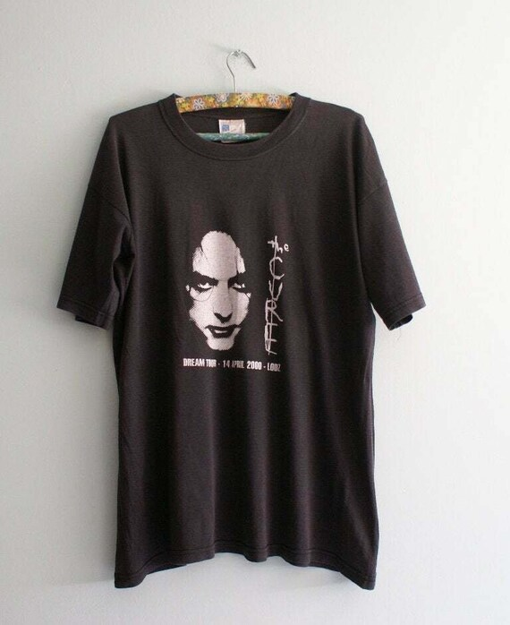 Hyperrare Vintage The Cure shirt, The Cure Dream … - image 2